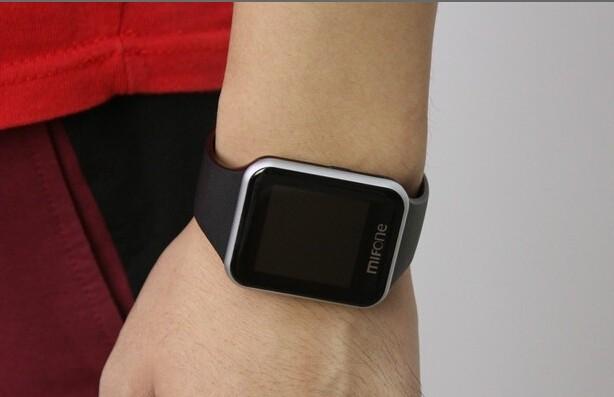 手腕时尚达人 MiFone W15智能手表图赏
