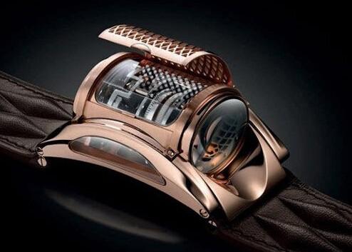 """十款极速赛车腕表带你体验腕上""""速度与激情"""""""