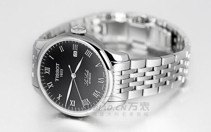天梭手表赏析:简约精致,崇尚本色