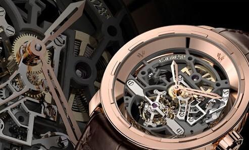 瑞士名表工艺工超:演绎表壳与机芯的修饰艺术