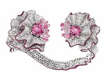 高级时装和珠宝世界的关联 迪奥(Dior) 2015珠宝系列赏析