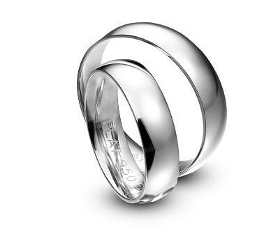 铂金婚戒风尚:寻找一份不变的承诺与见证