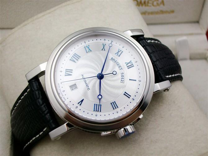 国外的手表品牌有哪些?细数十大外国手表品牌