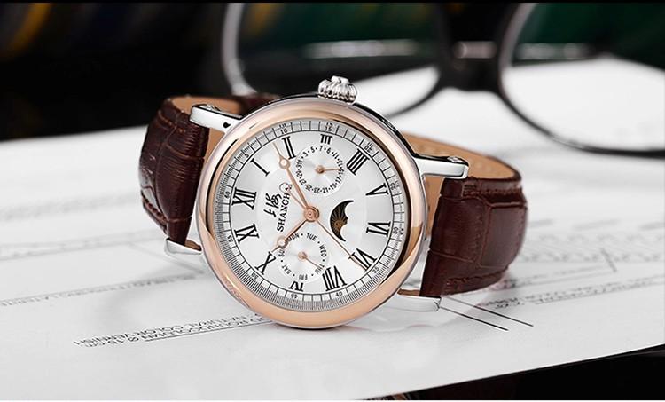 国产上海手表:不仅仅有浪奔浪流的豪情壮志