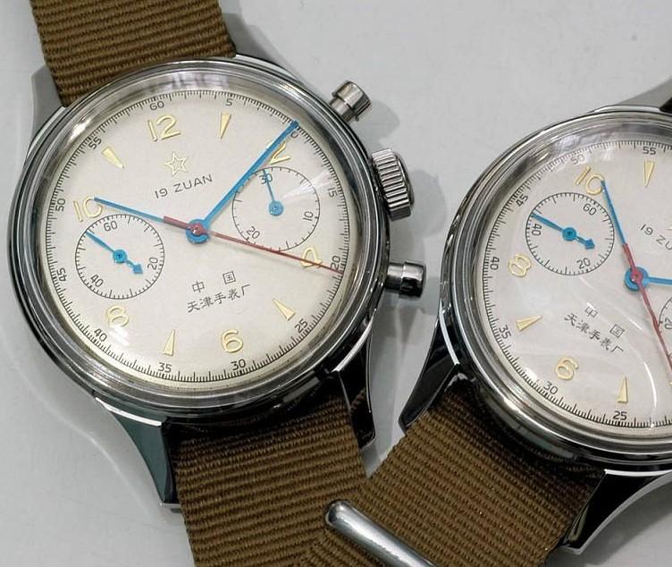 国产军用手表:民族的骄傲
