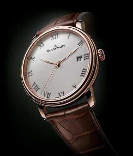 经典面庞,不凡表情 Blancpain宝珀大三针腕表