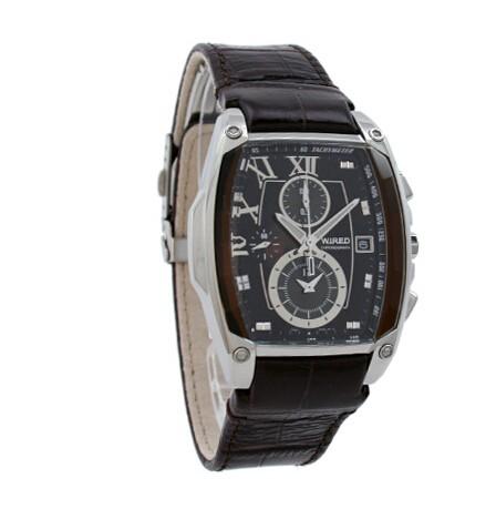 手表品牌WIRED与《合金装备5:幻痛》联名推出限量手表