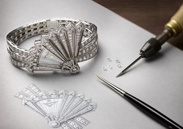 江诗丹顿推出全新珠宝系列延展品牌女装表款 绽放迷人风采