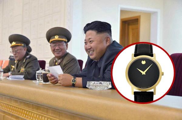 """数""""风流""""国家领导人物金正恩,还得看手表!"""