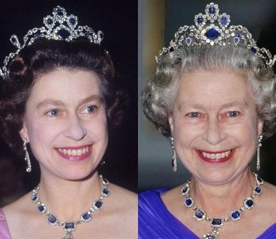 英国王室的蓝宝石皇冠