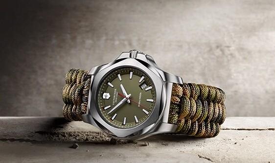 I.N.O.X.完美演绎Victorinox Swiss Army 特色 谱写全新腕表传奇