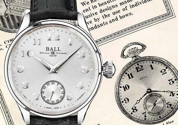 波尔表延续铁路时计的传统精髓 推出一系列复刻版腕表