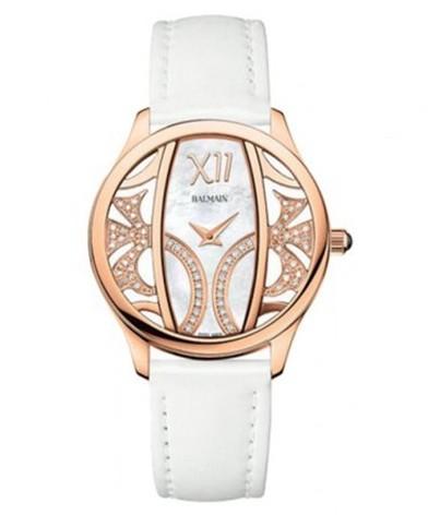 三款宝曼女士花藤元素腕表:妙曼花藤 细腻的艺术风格