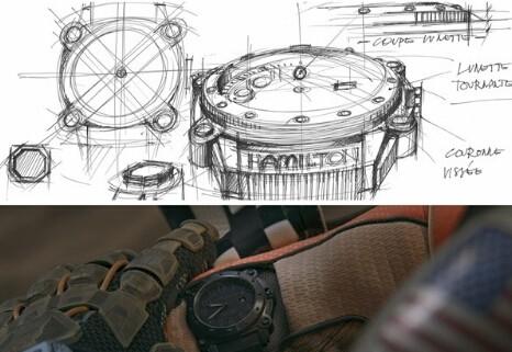 除了土豆 陪马特达蒙等火星救援的还有这款腕表
