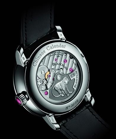 【每日表情】宝珀猴年铂金限量版腕表