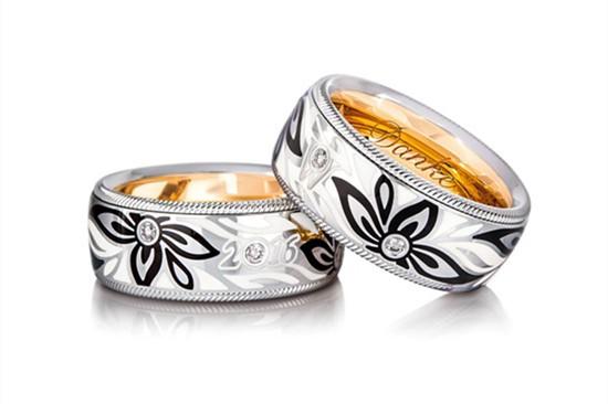 感恩有你——华洛芙珠宝推出限量指环