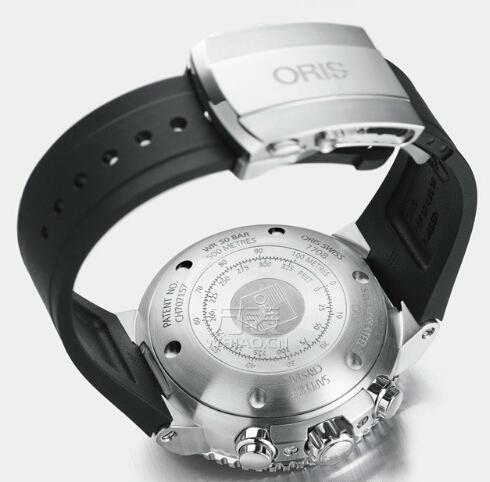 每日一毒 Oris豪利时全新潜水腕表