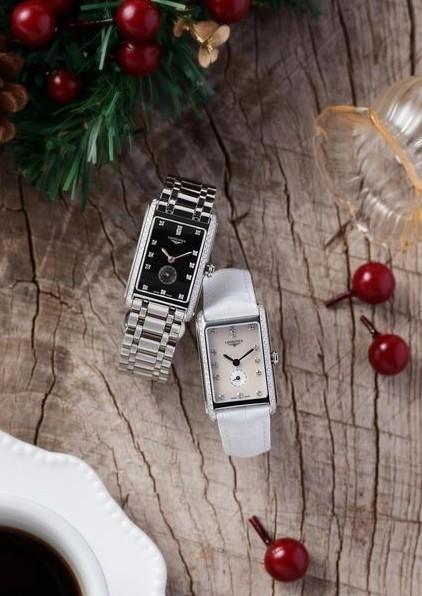 瑞雪浓情,时光蜜语 浪琴表圣诞甄选祈愿甜美生活