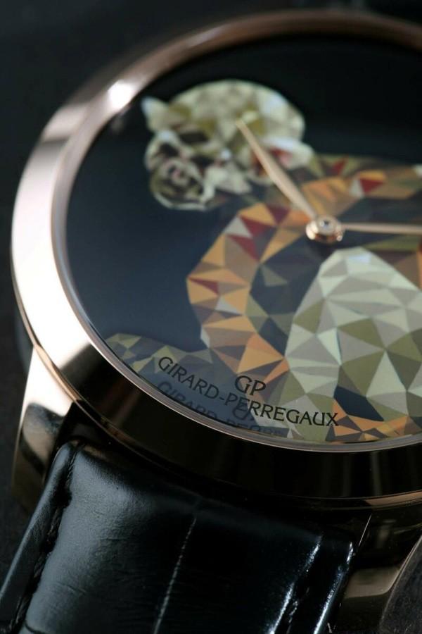 GP芝柏表推出三款生肖猴年特别版腕表