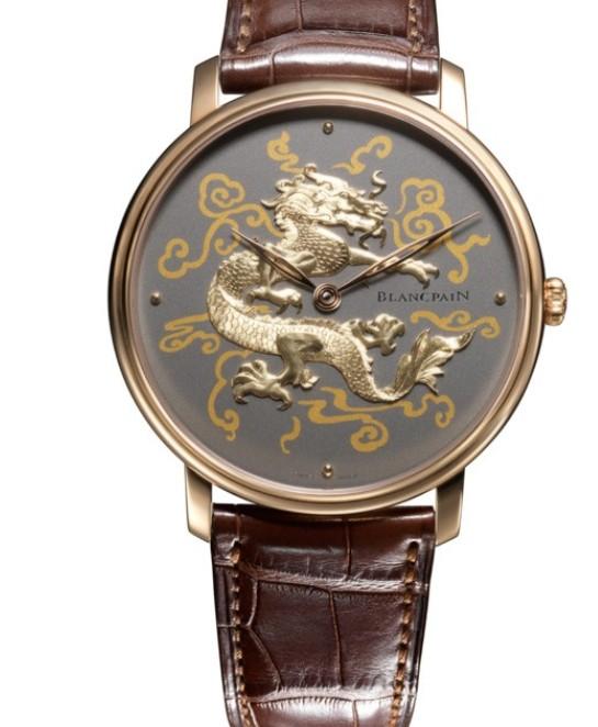 Blancpain宝珀中国元素腕表推荐