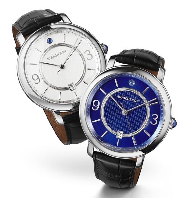 宝诗龙Epure焦特普尔之蓝腕表:诠释极致经典