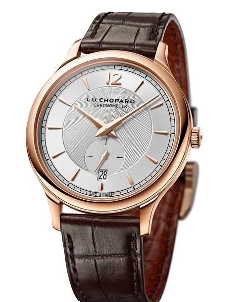 2016巴塞尔表展新品 萧邦L.U.C XPS1860腕表