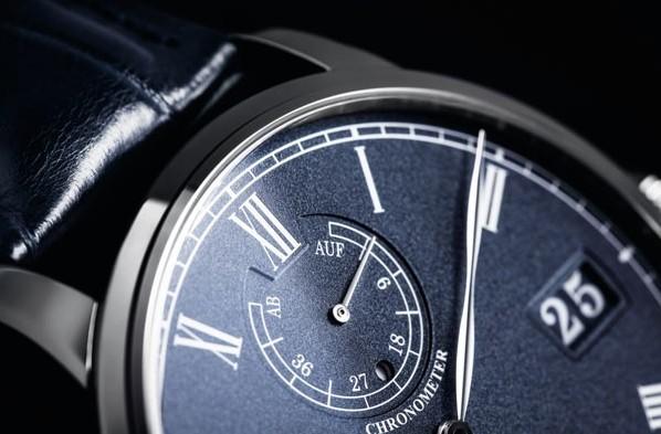 格拉苏蒂原创全新议员天文台腕表