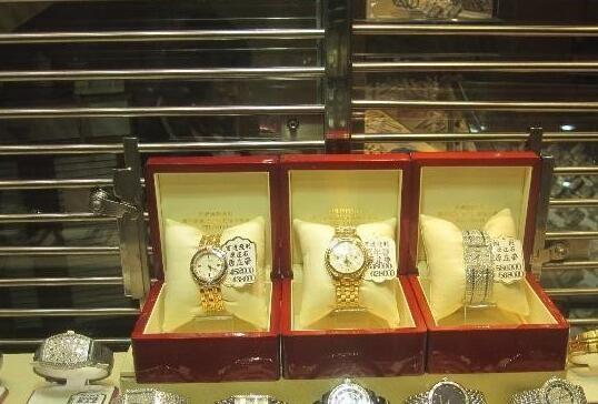 手表典当,典当手表注意事项