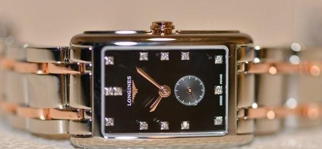 诠释优雅魅力 品鉴浪琴表黛绰维纳系列腕表