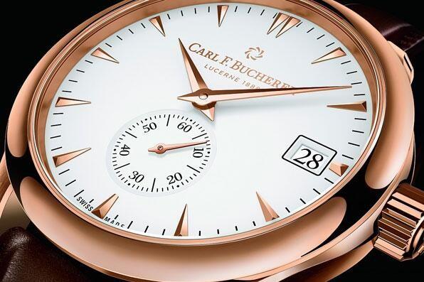 宝齐莱全新马利龙系列Peripheral 腕表