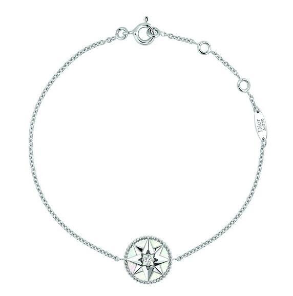 迪奥推出全新Rose des Vents(罗盘玫瑰)系列高级珠宝