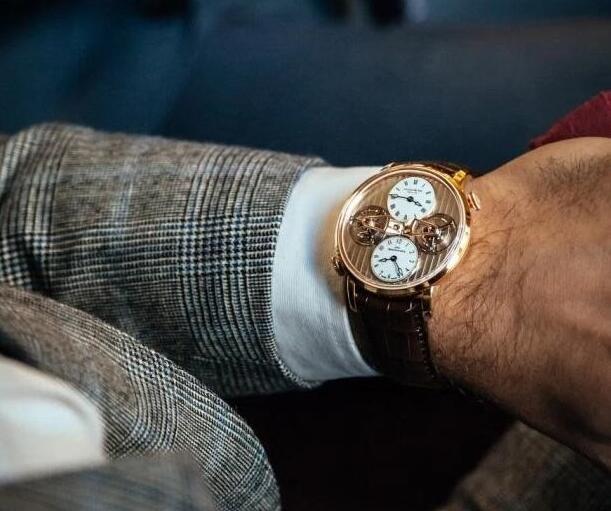 正式场合如何戴表?