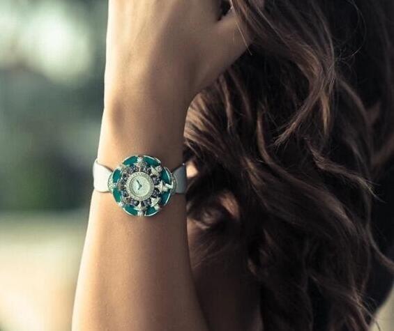 探索女人戴手表的秘密