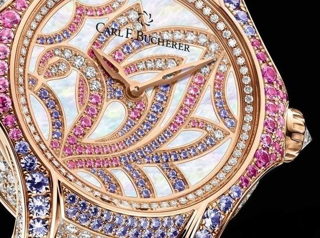 每日一毒|你的美值得被赞美——宝齐莱白蒂诗天鹅限量珠宝腕表