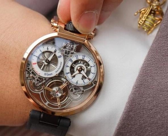 男人为什么必须要佩戴手表?