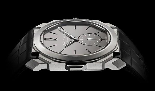 宝格丽Bvlgari推出Octo Finissimo腕表打造世界最薄三问表