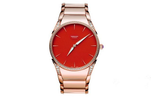 红色表盘腕表推荐 让人心动的表款