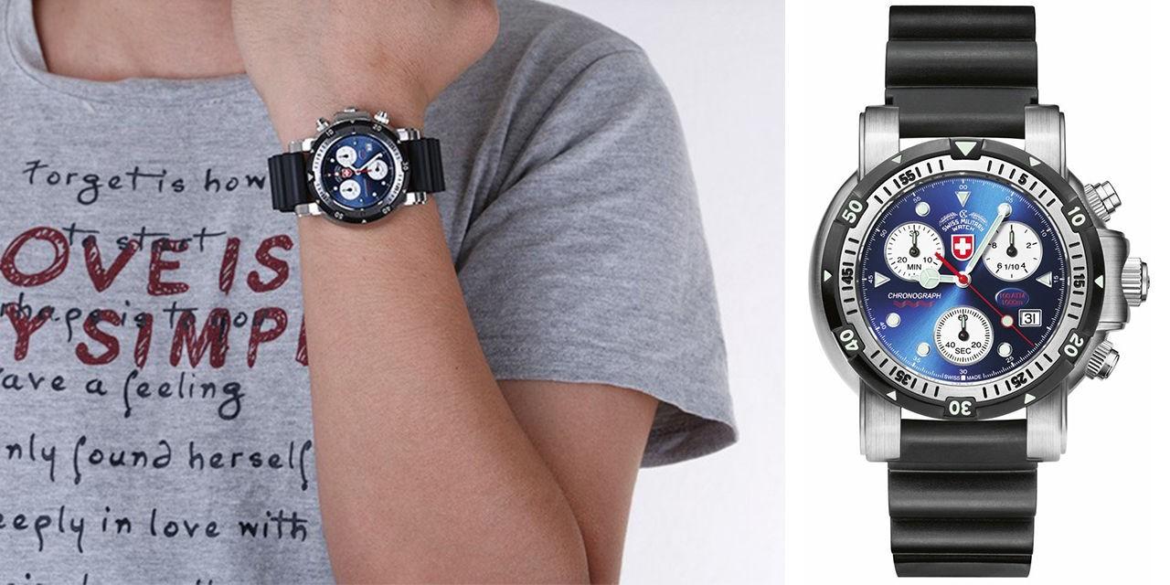 实力推荐!5千预算,买这些品牌的手表最气派!