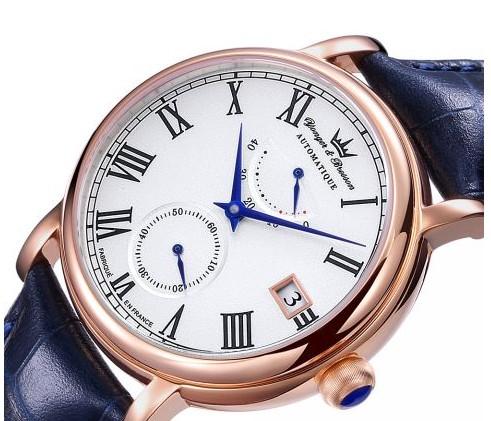宝格丽全新Hora Domvs 两地时腕表