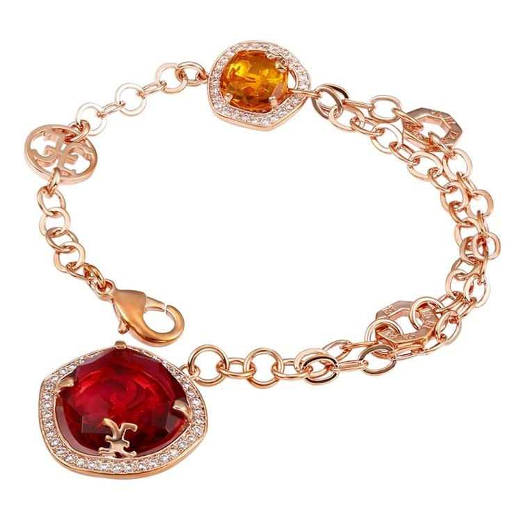 海瑞温斯顿呈献全新绚漪锦簇Sparkling Cluster设计珠宝系列