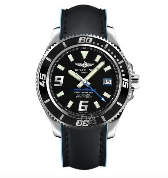 【图】百年灵终极计时系列——44黑钢特别版腕表