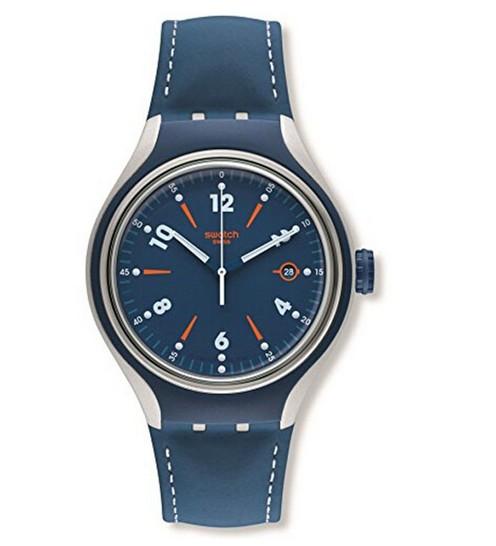 【图】斯沃琪Swatch首次奉上金属系列机械腕表