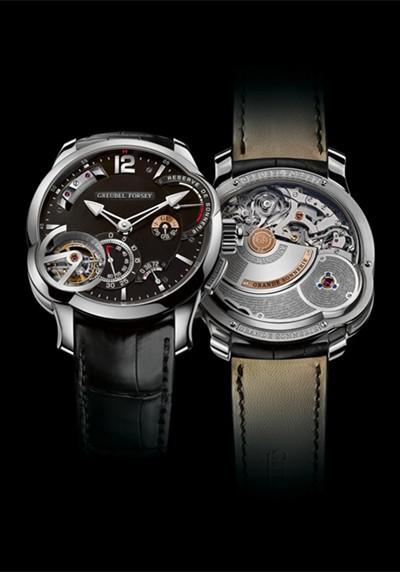 高珀富斯推出首枚大自鸣腕表 腕表搭载手动上链机芯