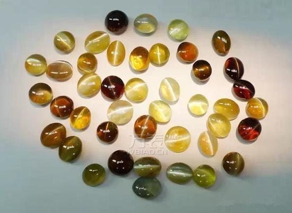 【图】金绿宝石:彩色宝石世界中的低调贵族