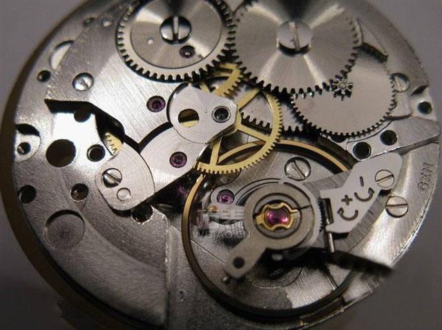 【图】机芯工艺上面一个重要性的技术——微调