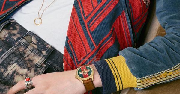 GUCCI腕表首饰2017巴塞尔表展新品预览