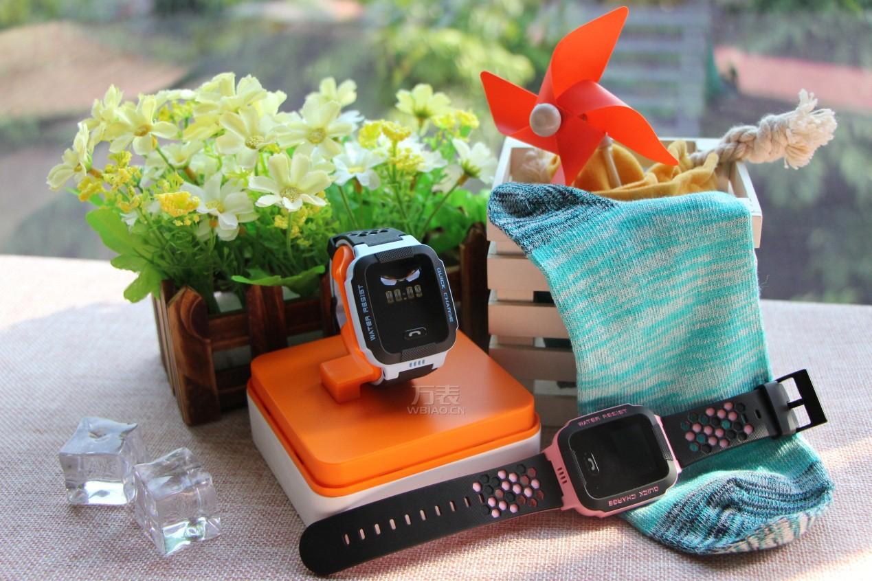 小天才电话手表Y03有什么功能?IPx7级防水+快充亮眼