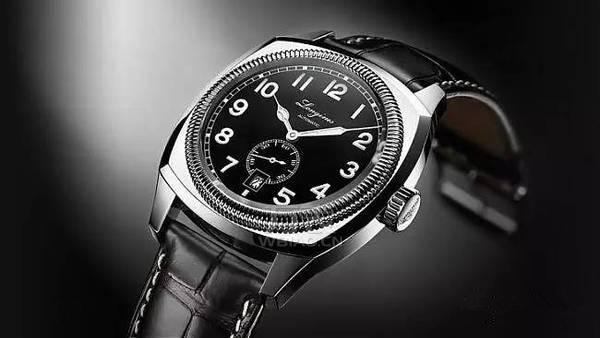 浪琴复古腕表呈现30年代风格,掀起复古风潮