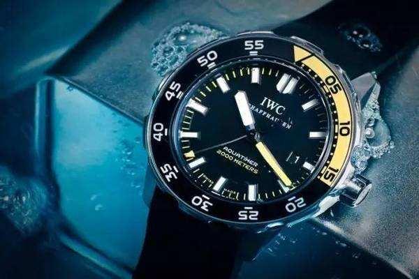 手表排氦气阀有什么用?万国手表杭州维修点