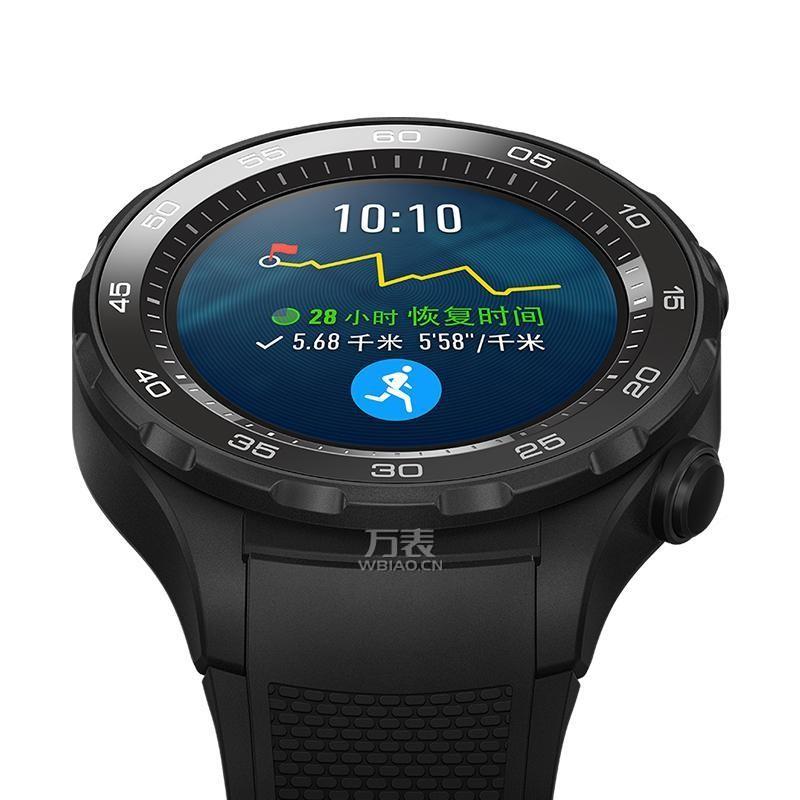MWC 2017大展:华为展示第二代Huawei Watch